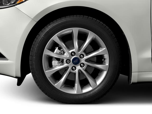 2017 Ford Fusion Hybrid SE FWD - 18467274 - 9