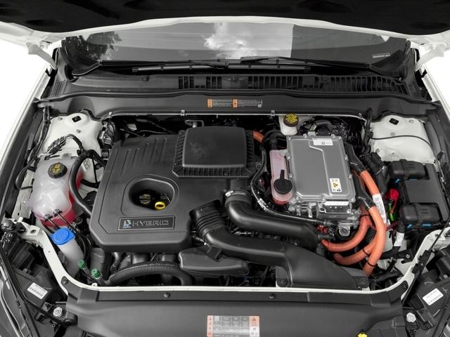 2017 Ford Fusion Hybrid SE FWD - 18467274 - 11