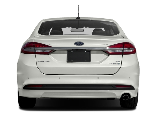 2017 Ford Fusion Hybrid SE Appearance Pkg w/ Leather & Roof  - 18187186 - 4