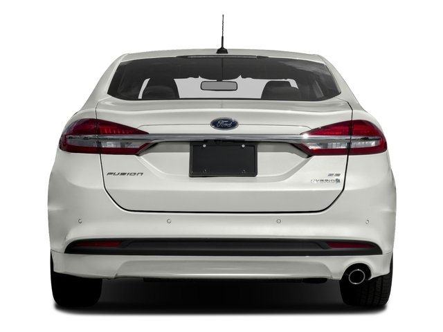2017 Ford Fusion Hybrid SE Appearance Pkg w/ Leather & Roof  - 18089556 - 4