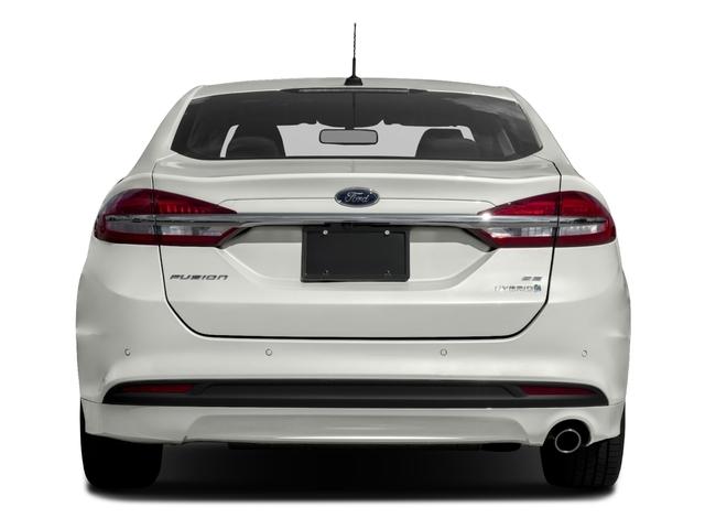 2017 Ford Fusion Hybrid SE FWD - 18467274 - 4