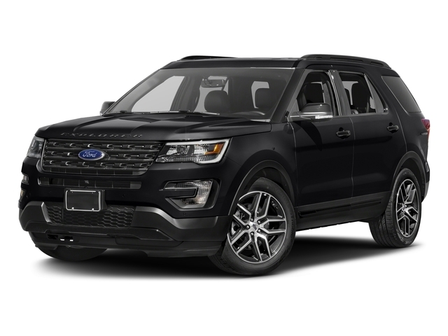 2017 Ford Explorer Sport 4WD - 17778650 - 1