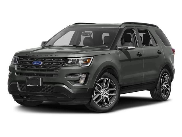 2017 Ford Explorer Sport 4WD - 15478610 - 1