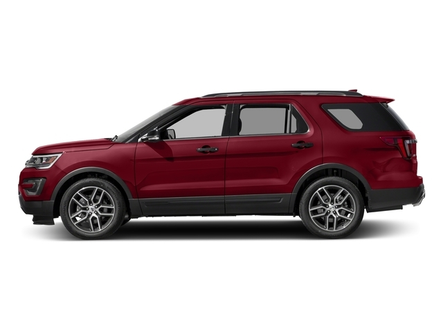 2017 Ford Explorer Sport 4WD - 16405452 - 0