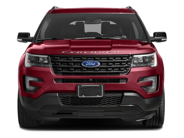 2017 Ford Explorer Sport 4WD - 16831682 - 3