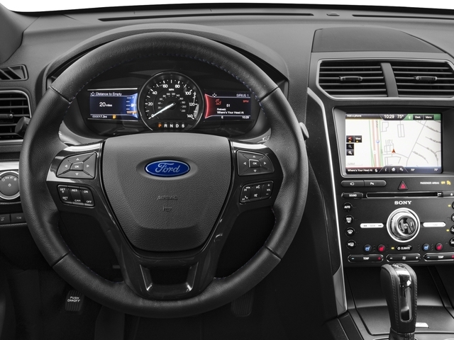 2017 Ford Explorer Sport 4WD - 17778650 - 5