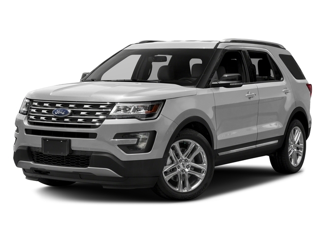 2017 Ford Explorer XLT 4WD - 16484725 - 1