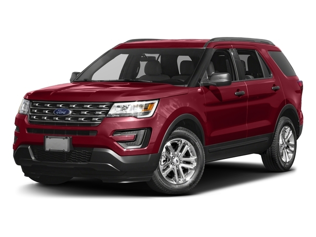 2017 Ford Explorer 4WD - 16011397 - 1