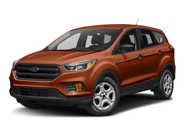 2017 Ford Escape Titanium 4WD - 16547045 - 1