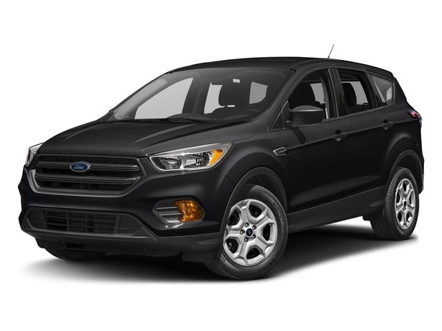 2017 Ford Escape SE 4WD - 17550174 - 1