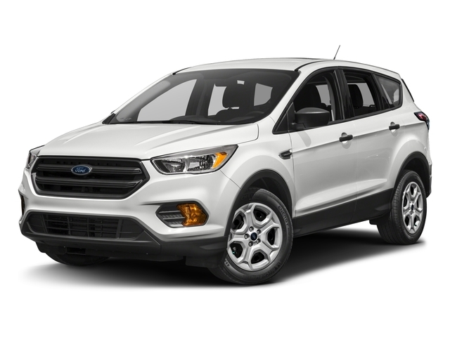 2017 Ford Escape SE 4WD - 16445211 - 1