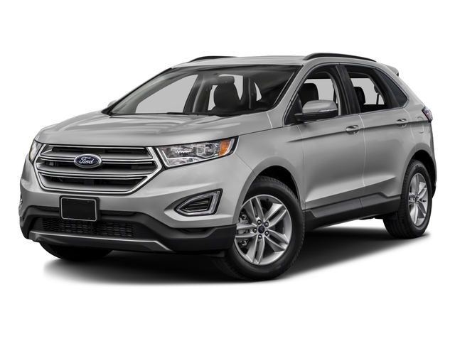 2017 Ford Edge SEL AWD - 16529885 - 1