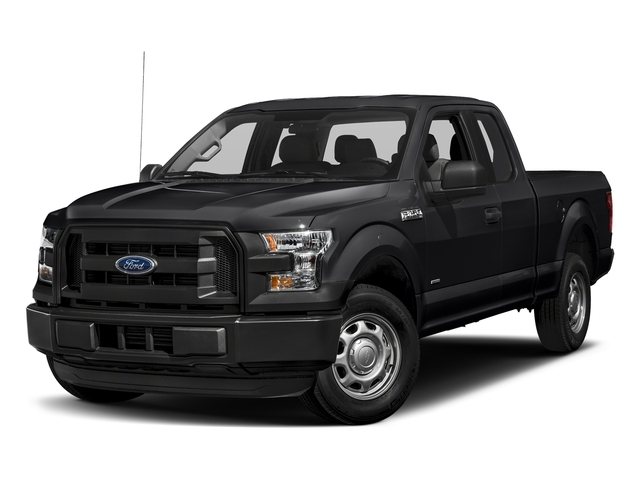 2017 Ford F-150 XL 4WD SuperCab 6.5' Box - 16186894 - 1