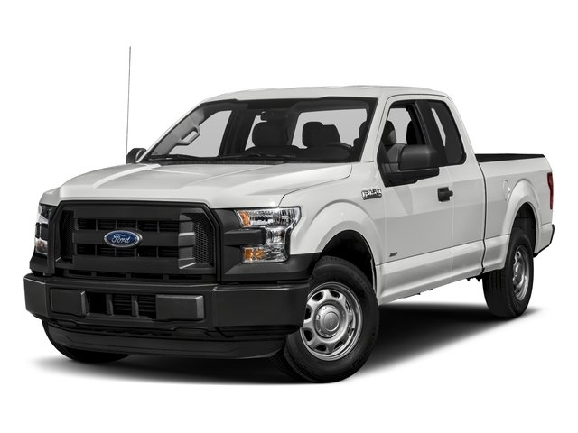 2017 Ford F-150 XL 4WD SuperCab 6.5' Box - 16444954 - 1