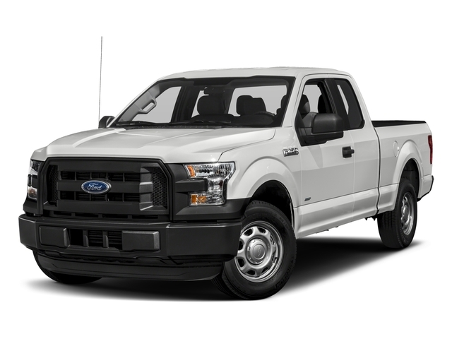 2017 Ford F-150 XL 4WD SuperCab 6.5' Box - 16481924 - 1
