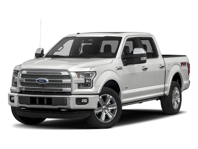 2017 Ford F-150 Platinum 4WD SuperCrew 5.5' Box - 15682269 - 1