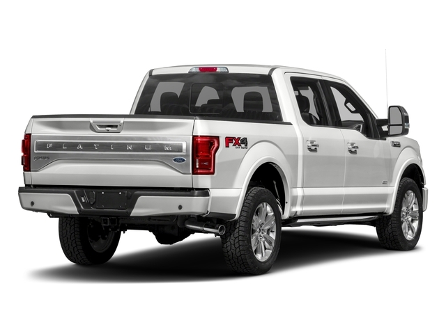 2017 Ford F-150 Platinum 4WD SuperCrew 5.5' Box - 16628437 - 2