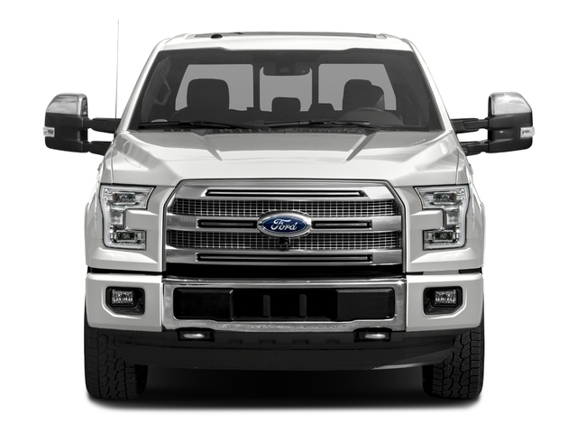 2017 Ford F-150 Platinum 4WD SuperCrew 5.5' Box - 15682269 - 3