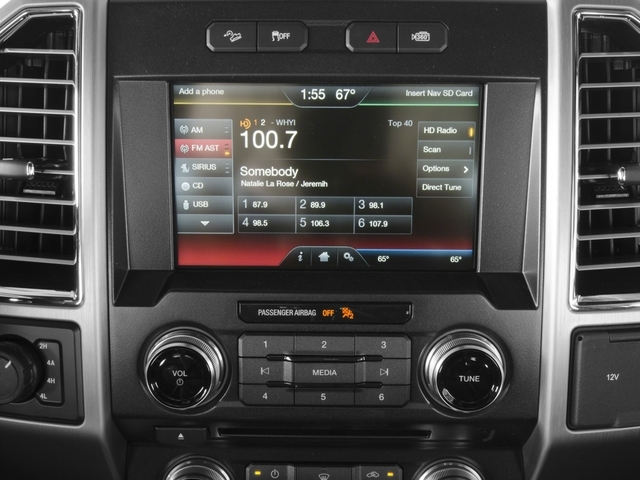 2017 Ford F-150 Platinum 4WD SuperCrew 5.5' Box - 17060255 - 8