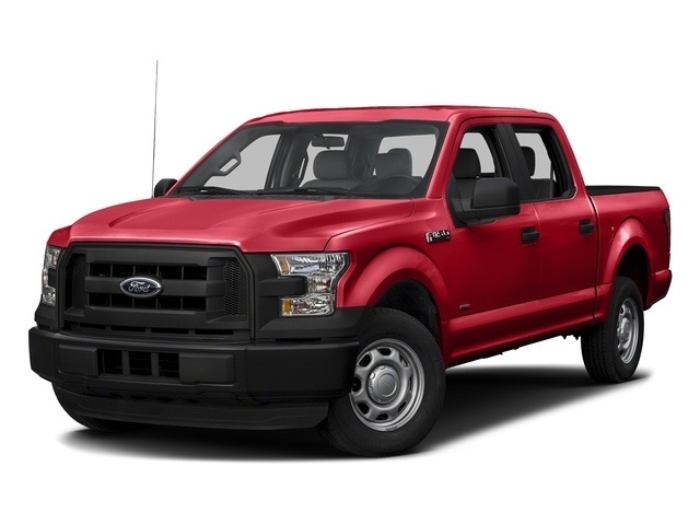2017 Ford F-150 Limited 4WD SuperCrew 5.5' Box - 16425125 - 1