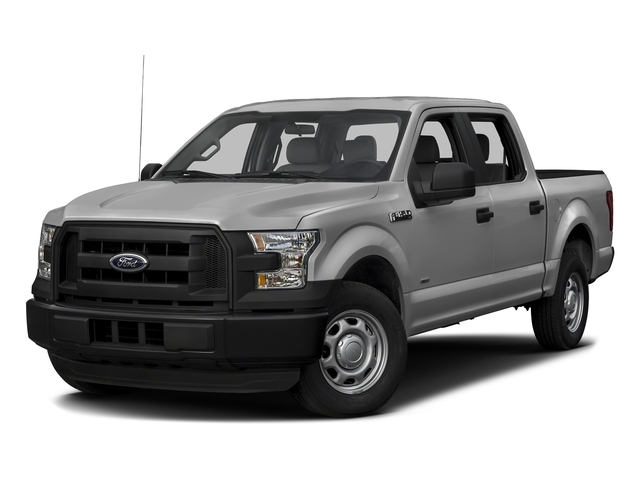 2017 Ford F-150 XLT 4WD SuperCrew 5.5' Box - 16481597 - 1