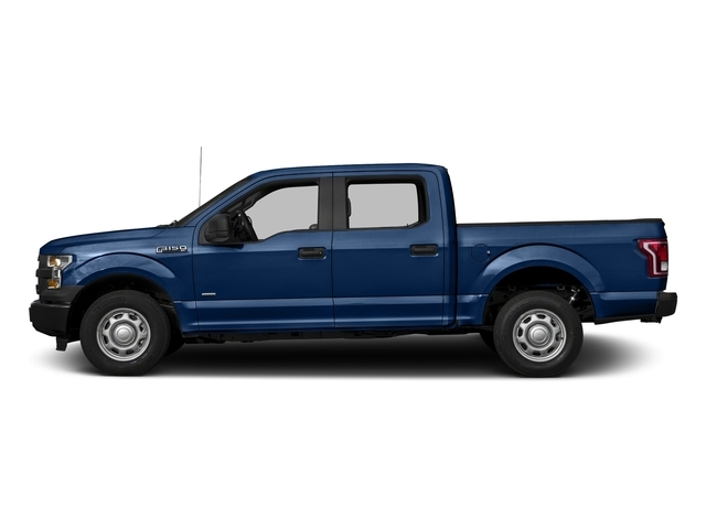 2017 Ford F-150 Lariat 4WD SuperCrew 5.5' Box - 16521293 - 0