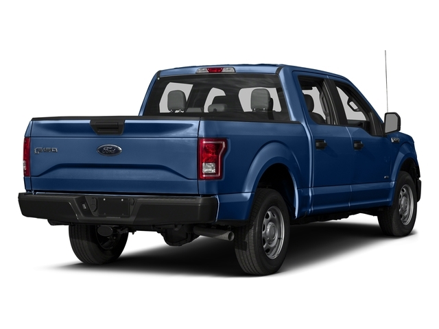 2017 Ford F-150 Lariat 4WD SuperCrew 5.5' Box - 16521293 - 2