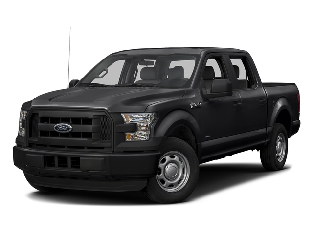 2017 Ford F-150 Lariat 4WD SuperCrew 5.5' Box - 16554476 - 1