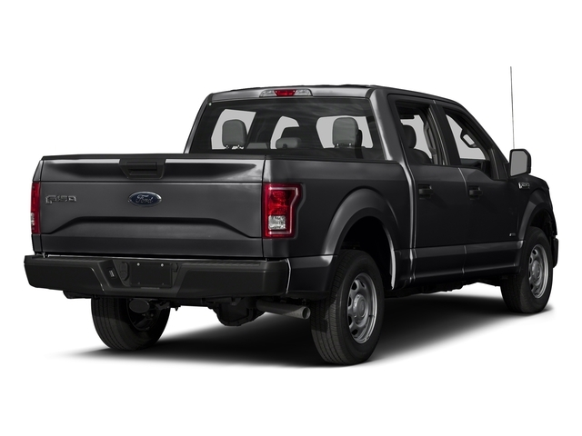 2017 Ford F-150 Lariat 4WD SuperCrew 5.5' Box - 16554476 - 2
