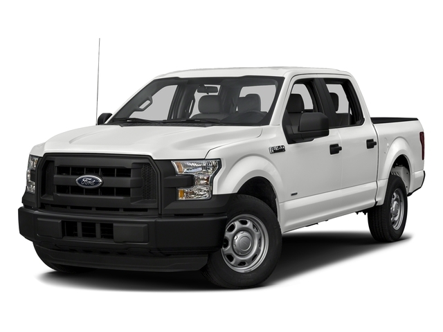 2017 Ford F-150 XLT 4WD SuperCrew - 17861381 - 1