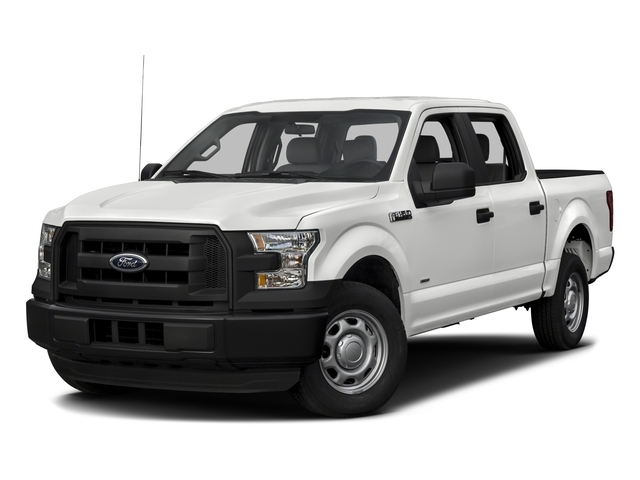 2017 Ford F-150 XLT 4WD SuperCrew 6.5' Box - 16706345 - 1
