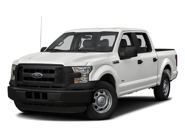 2017 Ford F-150 King Ranch 4WD SuperCrew 6.5' Box - 16489262 - 1