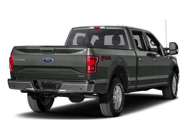 2017 Ford F-150 Lariat 4WD SuperCrew 5.5' Box - 16228711 - 2