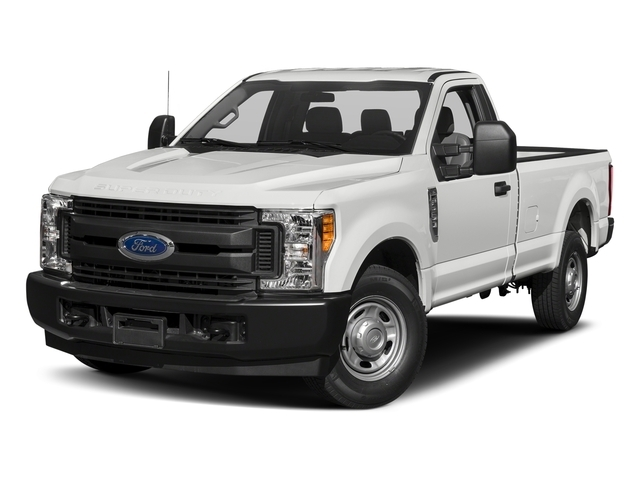 2017 Ford Super Duty F-350 SRW XL 4WD Reg Cab 8' Box - 16855404 - 1