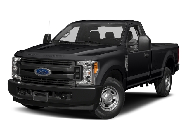 2017 Ford Super Duty F-350 SRW XL 4WD Reg Cab 8' Box - 16088807 - 1
