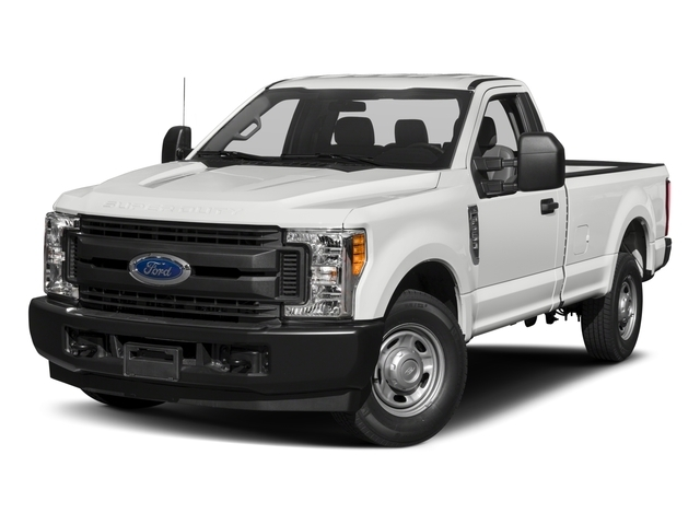 2017 Ford Super Duty F-350 SRW XL 4WD Reg Cab 8' Box - 16813989 - 1