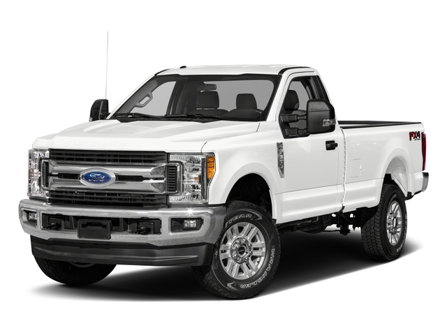 2017 Ford Super Duty F-250 SRW XL 4WD Reg Cab 8' Box - 16561288 - 1