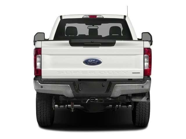2017 Ford Super Duty F-250 SRW XLT 4WD Reg Cab 8' Box - 17213037 - 4