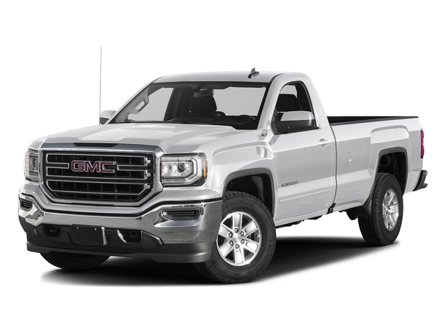 2017 GMC Sierra 1500 4WD Regular Cab Long Box - 15810344 - 1