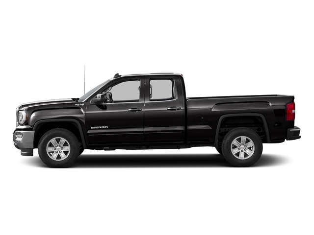 2017 GMC Sierra 1500 Double Cab Standard Box 4-Wheel Drive SLE - 15621236 - 0