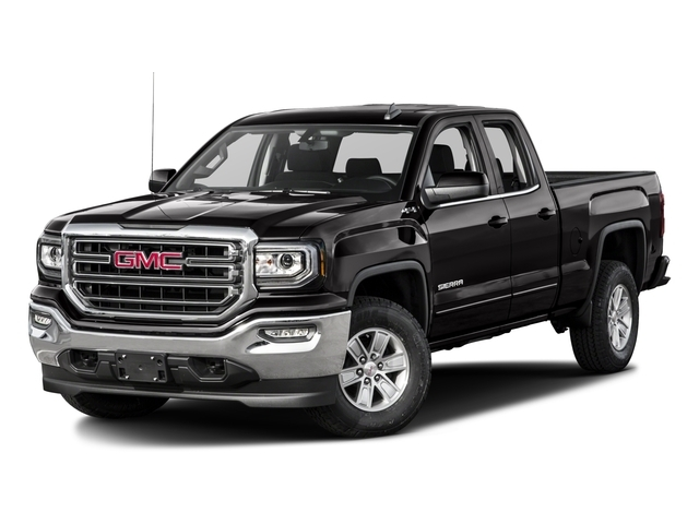 2017 GMC Sierra 1500 Double Cab Standard Box 4-Wheel Drive SLE - 15621236 - 1