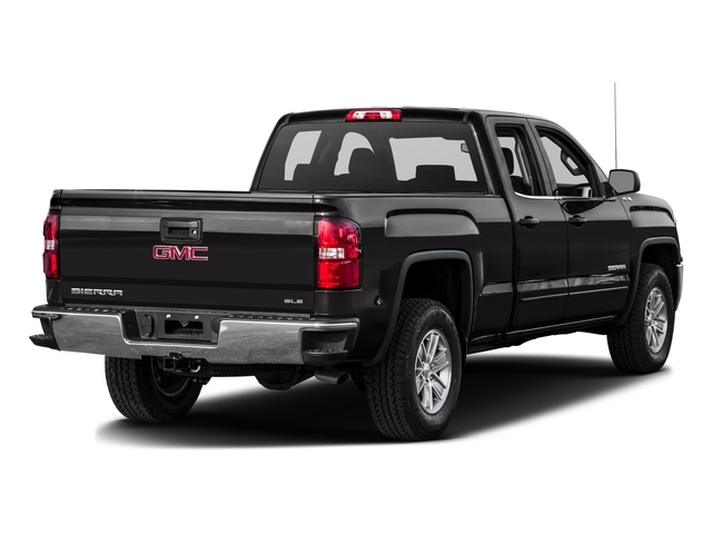 2017 GMC Sierra 1500 Double Cab Standard Box 4-Wheel Drive SLE - 15621236 - 2