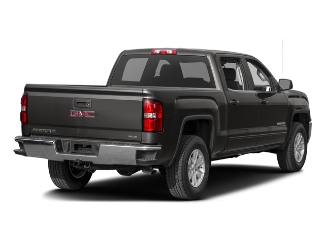 2017 new gmc sierra 1500 crew cab standard box 4 wheel drive sle at banks chevrolet buick gmc. Black Bedroom Furniture Sets. Home Design Ideas