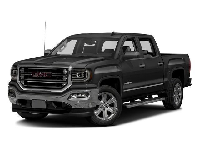 2017 new gmc sierra 1500 4wd crew cab short box slt at banks chevrolet buick gmc serving concord. Black Bedroom Furniture Sets. Home Design Ideas