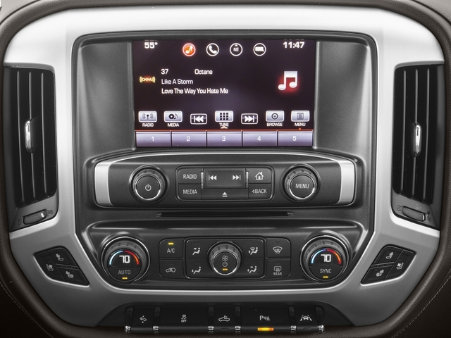 2017 GMC Sierra 1500 4WD Crew Cab Short Box SLT Rocky Ridge - 16193584 - 8