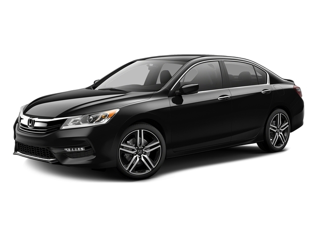 2017 Honda Accord Sedan Sport SE CVT - 15286061 - 1