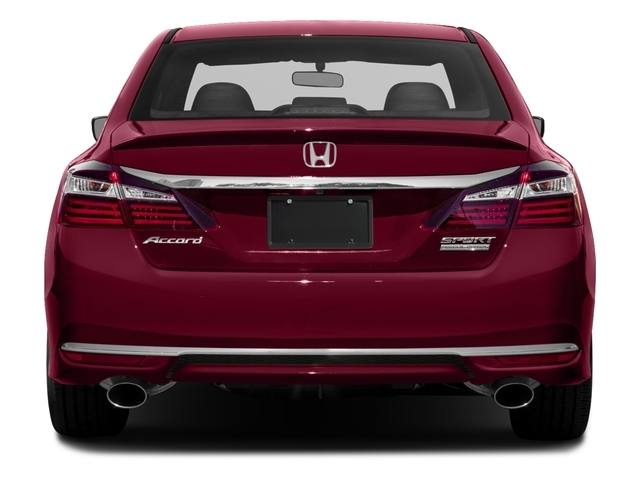 2017 Honda Accord Sedan Sport SE CVT - 15534431 - 4