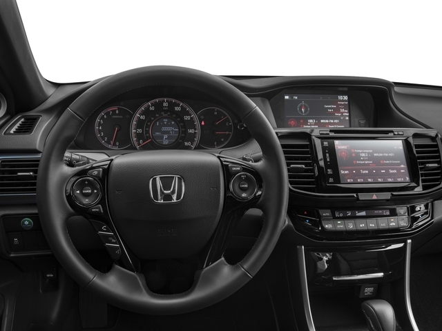 2017 Honda Accord Coupe EX-L CVT - 16189427 - 5