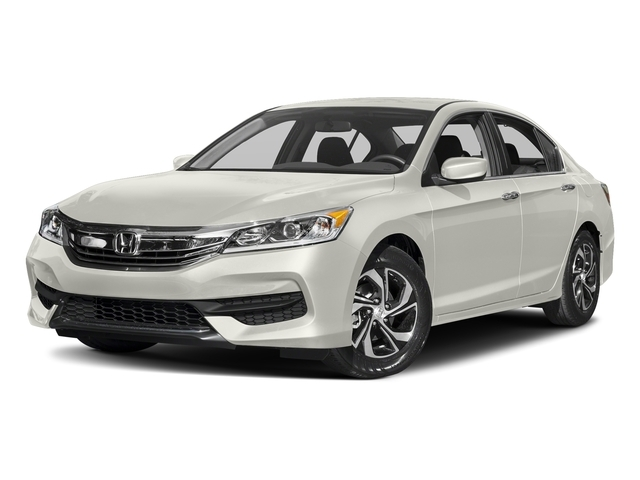 2017 Honda Accord Sedan LX CVT - 18039547 - 1