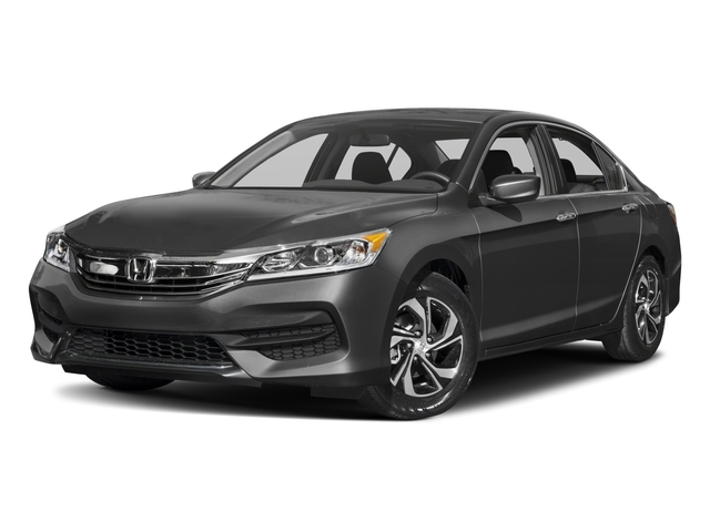 2017 Honda Accord Sedan LX CVT - 16561413 - 1